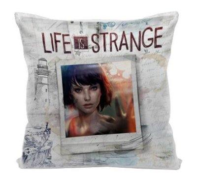 Almofada - Game Life is Strange - Black