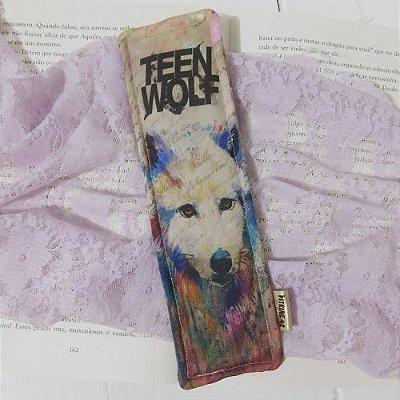 Marcador de Página - Teen Wolf