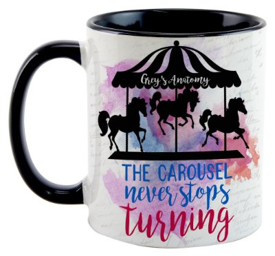 Caneca - Grey's Anatomy - The Carousel