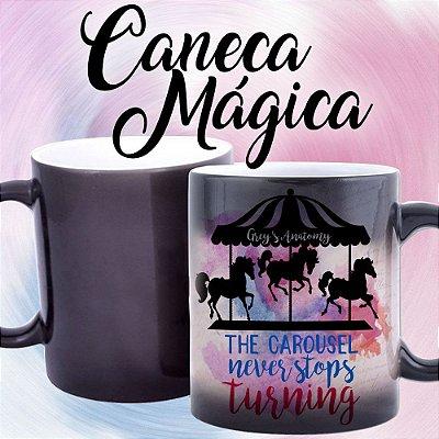 Caneca Mágica - Grey's Anatony - The Carousel