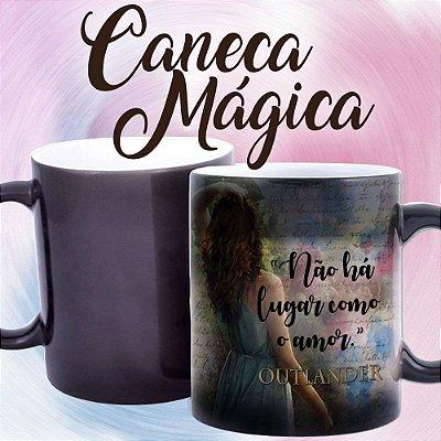 Caneca Mágica - Outlander - Livro 01