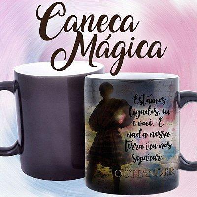 Caneca Mágica - Outlander - Livro 02