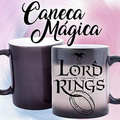 Caneca Mágica - Senhor dos Anéis
