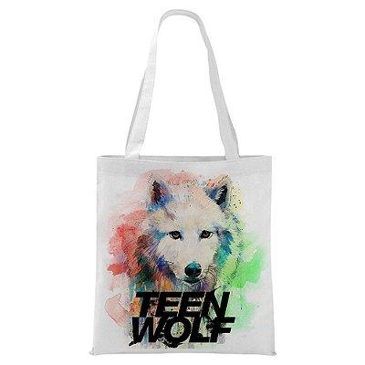 Ecobag - Série Teen Wolf - Aquarela