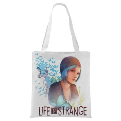 Ecobag - Série - Life is Srange - Blue