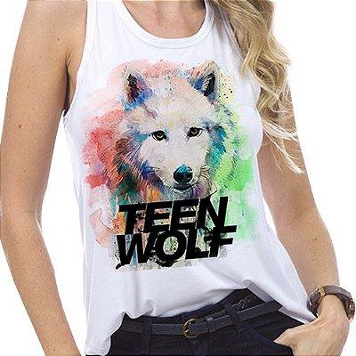Regata - Teen Wolf - Aquarela