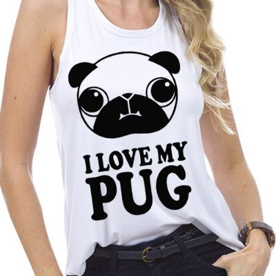 Regata - I love my pug