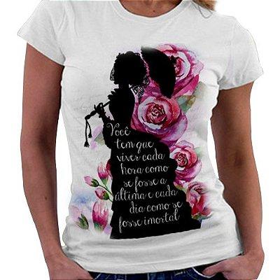 Camiseta Feminina - Julia Quinn