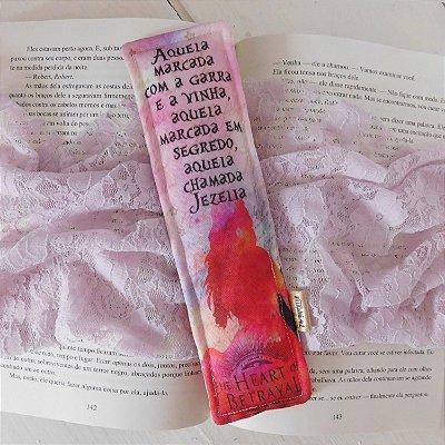Marcador de Página - Crônicas de Amor e Ódio - Livro 02