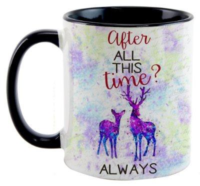 Caneca - Harry Potter - After