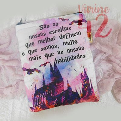 Capa Leitor Digital - Harry Potter - Hogwarts