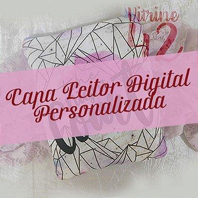 Capa Leitor Digital - Personalizada