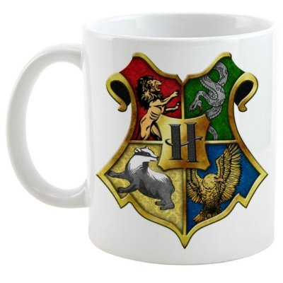 Caneca - Saga Harry Potter - Casas