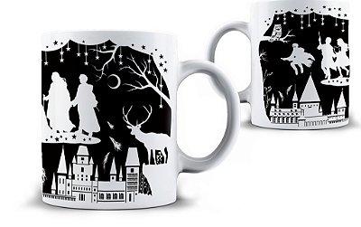Caneca Harry Potter - Noturno