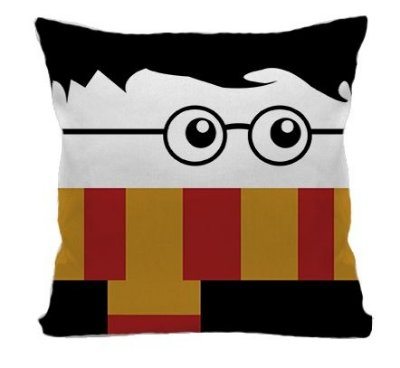 Almofada Personagens - Harry Potter