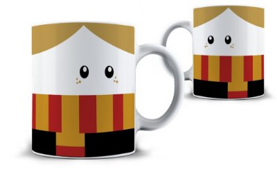 Caneca Harry Potter - Personagem Rony