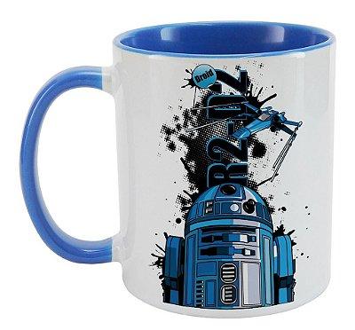Caneca - Star Wars R2D2
