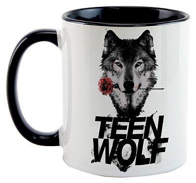 Caneca - Série Teen Wolf