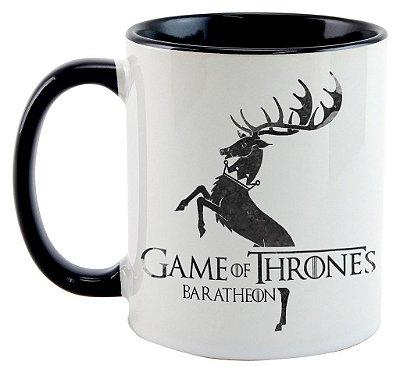 Caneca Game of Thrones - Casa Baratheon