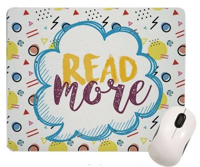 Mouse Pad -  Bookstagram - Read More