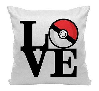 Almofada - Love Pokemon
