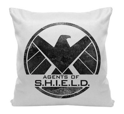 Almofada - Marvel Agents of Shield