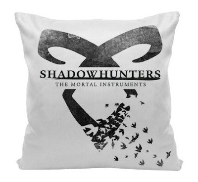 Almofada - Série Os Instrumentos Mortais - Shadowhunters