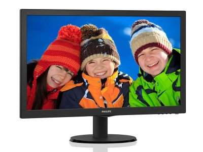 Monitor Led 21.5 Philips 223V5Lhsb2 1920 X 1080 Full Hd Widescreen