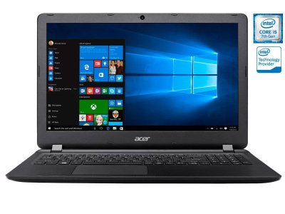 Notebook Acer ES1 I5 7200U 4Gb 1Tb Win10 15.6 Led Usb 3.0 Hdmi
