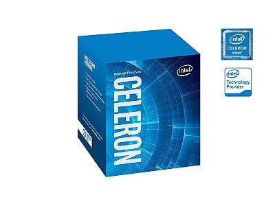 Processador Celeron Lga 1151 Intel G3930 2.9Ghz 2Mb Cache 7° Ger