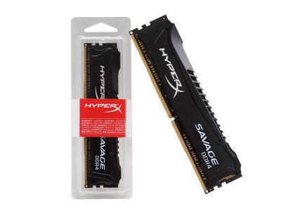 Memória Desktop Gamer Ddr4 Hyperx Savage 8Gb 2800Mhz
