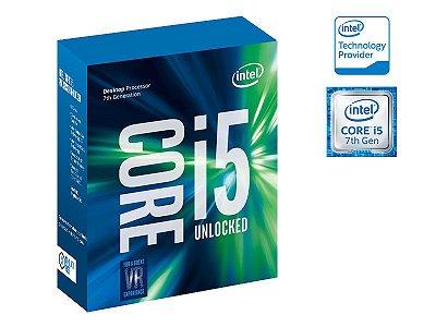 Processador Lga 1151 Intel I5-7600K 3.80Ghz 7Ger S/Cooler