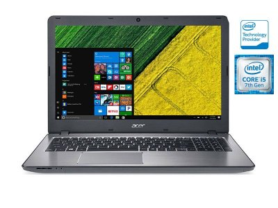 Notebook Acer F5 Core I5 7200U 8Gb Ddr4 2T Usb 3.1 Geforce 940Mx 2Gb