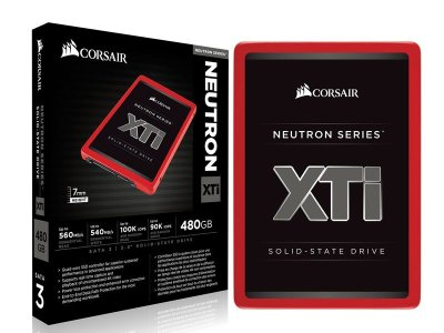 Ssd Desktop Notebook Gamer Corsair Neutron Xti 480Gb 2.5""