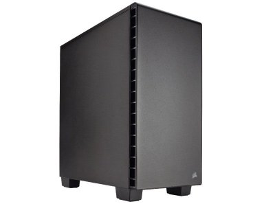 Gabinete Gamer Corsair Cc-9011100-Ww Carbide Series 400Q Silent Edition