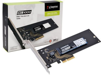 Ssd Desktop Notebook Kingston Skc1000H/240G 240Gb Kc1000 M.2