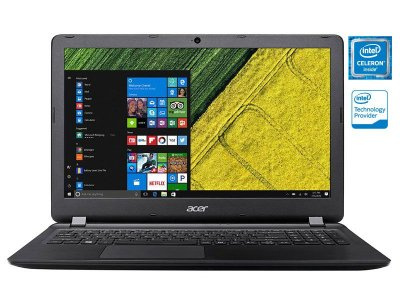 Notebook Acer Nxgj7Al006 Es1-533-C27U Quad Core N3450 4Gb 500Gb Win10 15.6 Led