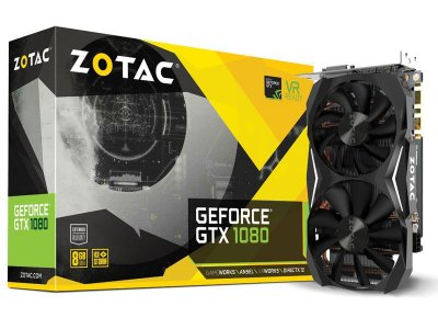 Geforce Zotac Nvidia Zt-P10800H-10P Gtx 1080 8Gb Ddr5 256Bit 10.010 Mhz