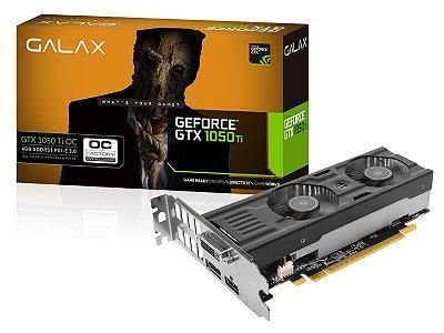 Geforce Galax Nvidia 50Iqh8Dsp2Mn Gtx 1050Ti Oc 4Gb Ddr5 128Bit 7008Mhz