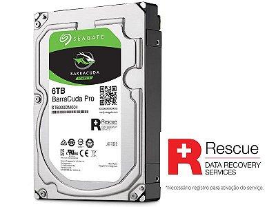 Hd 3,5 Desktop Seagate 2Eh11C-300 St6000Dm004 6 Tera 7200Rpm 256Mb Cache Sata 6Gb/S