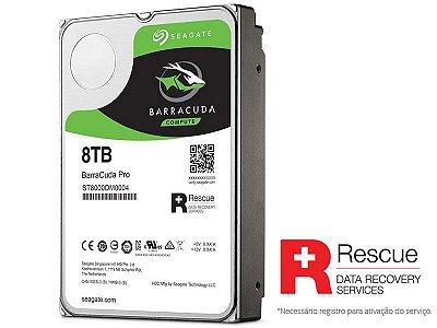 Hd 3,5 Desktop Seagate 1Zc11G-300 St8000Dm0004 8 Tera 7200Rpm 256Mb Cache Sata 6Gb/S