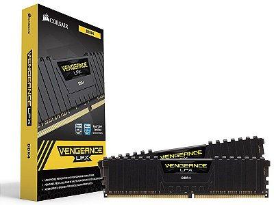 Memória Desktop Gamer Ddr4 Corsair Cmk8Gx4M2A2800C16 8Gb Kit (2X4Gb) 2800Mhz