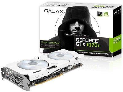 Geforce Galax Nvidia 70Ish6Dhn1Ws Gtx 1070Ti Exoc 8Gb Ddr5 8008Mhz