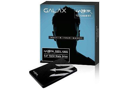 Ssd Gamer Galax Tgaa1D4M4Bg49Bnsbcydxn Ls11 120Gb Sata 6Gb/S