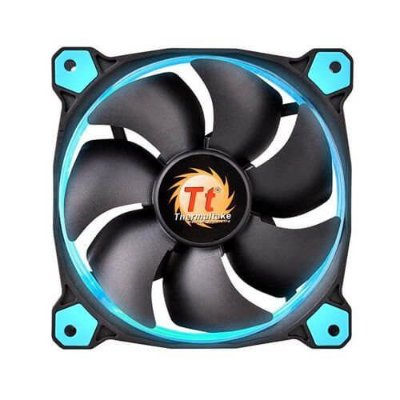 Cooler Fan Thermaltake Riing 120mm Led Azul 1500RPM CL-F038-PL12BU-A
