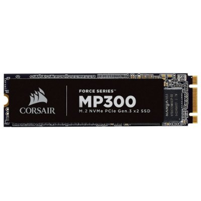 Ssd gamer m2 corsair force series mp300 120gb, CSSD-F120GBMP300