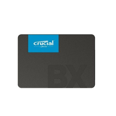 Ssd Crucial 240gb Bx500 Sata3 2,5 7mm, CT240BX500SSD1