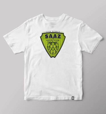 Camiseta Beer Club - Saaz