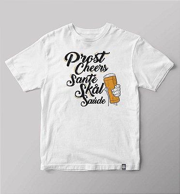Camiseta Saúde