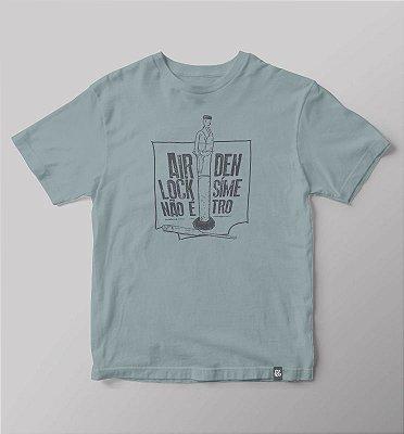 Camiseta Airlock não é Densímetro